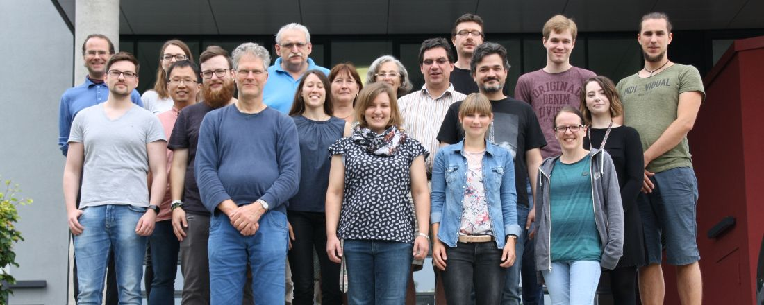 Research Group of Prof. Steegborn